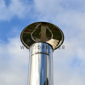 rain cowl, cap for chimney, top of chimney